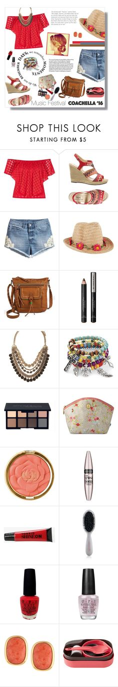 """~Jessica~"" by artistic-biscuit ❤ liked on Polyvore featuring River Island, H&M, Wallflower, Burberry, Forever 21, Smashbox, PiP Studio, Milani, Maybelline and Torrid"