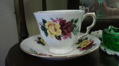 A cup of Tea? Wine Decanter, Tea Cups, Porcelain, Crystals, Tableware, Chic, Dinnerware, Elegant, Wine Carafe