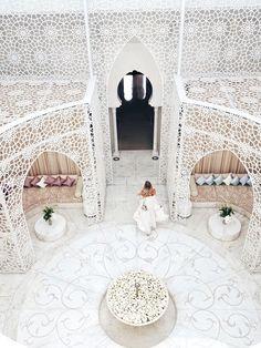 Marrakech travel guide   LRoyal Mansour, Marrakech   #ohhcouture #leoniehanne