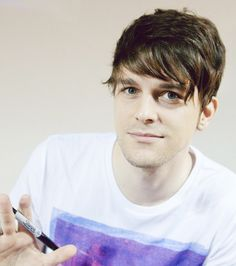 Dallon Weekes - I have a bit of a cougar crush on this boy