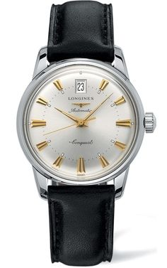 7f2e617043b Longines Conquest Heritage Watches L1.611.4.75.2