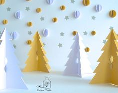 Hey, I found this really awesome Etsy listing at https://www.etsy.com/listing/210853754/diy-pop-up-paper-christmas-tree-pdf-file