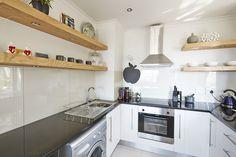 Kitchen - 1A Roubaix, Bradwell Street, Vredehoek, 8001, cape Town 2013