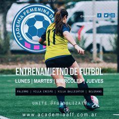 Entrenamiento de Fútbol Femenino | Recreativo para adultas | Unite!