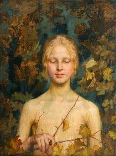Maria Wiik (Finnish painter) 1853 - 1928 Innocentia, 1900