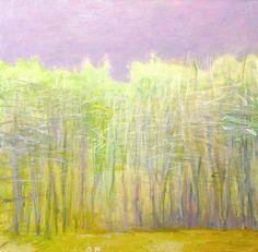 Wolf Kahn Pale Accents, 2009