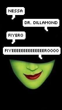 #wicked#wallpaper#elphaba#fiyero#glinda#boq#broadway#oz#black#green