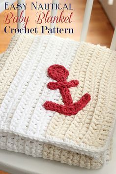 1000 Ideas About Nautical Crochet On Pinterest