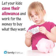 5 ways to teach your children the value of money