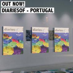 Out Now - Diariesof - Portugal! Découvrez pourquoi vous devez absolument vous procurer le nouveau magazine avec pleines de photos, récits de voyages et recommendations pour votre prochain voyage! Sur www.rosportlife.com