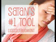 Satan's #1 Tool: Discouragement - Elaine MingusElaine Mingus