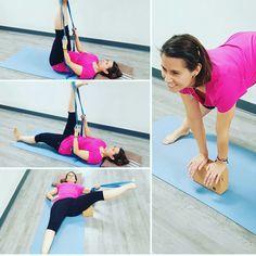 Secuencia de Yoga que nos enseña como trabajan las piernas en las posturas invertidas! https://callateyhazyoga.com/blog/yoga-en-casa-posturas-invertidas/ #yoga #asanas #yogaencasa #callateyhazyoga