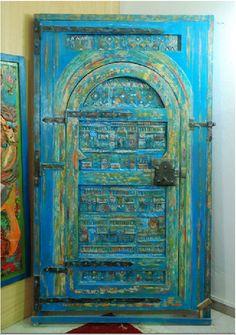 Africa | Tunisian Door
