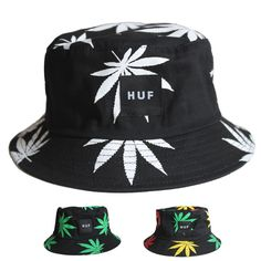 7bfd560a0cd 2015 New Fashion Style Hot Sale Men Women Outdoor Fishing Cap Mutiple Weed  Flower Sun Hip-Hop Pyrex Bucket Hat