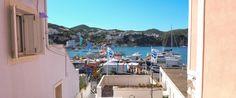 Ponza village - Italy - copyright Michele Pilotto #sailingandsea #sailingcharter #charter #vacanzaavela #sailingholiday #sailyacht #barcheavela #Ponza #ancoraggi #anchorages