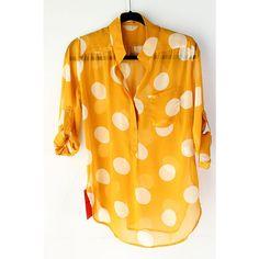 Dots + Mustard = Love.