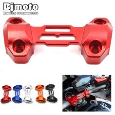 $27.99 (Buy here: https://alitems.com/g/1e8d114494ebda23ff8b16525dc3e8/?i=5&ulp=https%3A%2F%2Fwww.aliexpress.com%2Fitem%2FHRC-MT09-Motorcycle-CNC-Aluminum-Handlebar-Risers-Top-Cover-Clamp-For-Yamaha-MT-09-FZ9-2013%2F32681703321.html ) HRC-MT09 Motorcycle CNC Aluminum Handlebar Risers Top Cover Clamp For Yamaha MT-09 FZ9 2013 2014 2015 Moto Parts for just $27.99