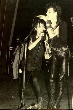 Peter Murphy & Daniel Ash... Takes me back to my youth.