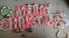 Check out this item in my Etsy shop https://www.etsy.com/listing/489072175/retro-merry-christmas-lighted-sign