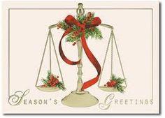 Resultado de imagem para christmas card lawyer