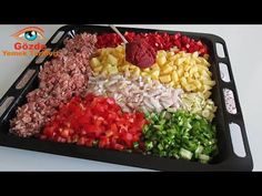 Apróra vágjuk, összekeverjük és a sütőbe tesszük Ez minden. Kedvenc ételem! Nagyon könnyű és ízletes - YouTube Vegetable Recipes, Meat Recipes, Chicken Recipes, Cooking Recipes, Healthy Recipes, Minced Meat Dishes, Minced Meat Recipe, Dinner Party Recipes, Brunch Recipes