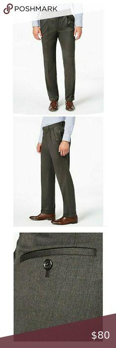 Alexandra Mens workwear double plest Trousers 38W BARGAIN.