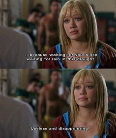Heartbreaking love quotes from movies and TV: A Cinderella Story
