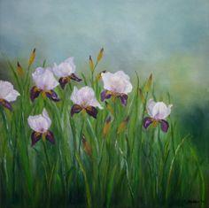 Wiesenblumen von Kunstmaler Josef Biehler.