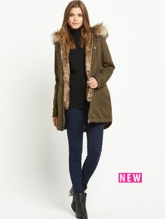 £110. South 3-in-1 Premium Parka | very.co.uk