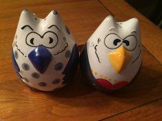 Owls - Italy