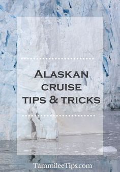 Getting ready to take an Alaska Cruise? Check out these packing tips, port info, excursion ideas, and our best Alaskan Cruise Vacation Tips!