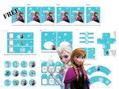 LIBRE de Disney CONGELADO para imprimir