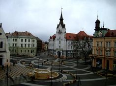 Kaposvar, Hungary. This is where my husband lived the first 12 years of his life!