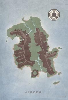 Lost Island Dharma by avoidperil