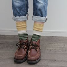 hacu palette wool socks