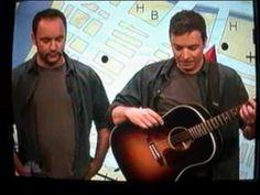 Dave Matthews GPS  In 2.5 miles you will make a ri-hi-hiiight. BABAY!!!