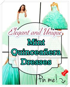 Mint Quinceanera dress - Need help on preparing a quinceanera including tips? and lists,. Begin shopping for your Quinceanera dress as well as accessories. Decide on your honor the bid day of yours with the next guidelines. Mint Quinceanera Dresses, Quinceanera Party, Sweet Sixteen Dresses, Dream Party, Bid Day, Girl Birthday, American Girl, Nice Dresses, Wedding Day