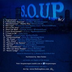 "On the ""Soul Of Urban Poets"" Mixtape!"