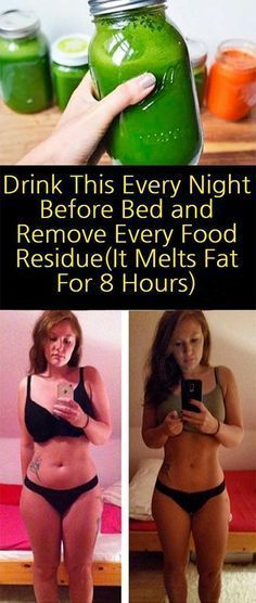 Drink This Every Night Before Bed and Remove Every Food Residue and Also Melt Fat For 8 Hours#health #beauty #getrid #howto #exercises #workout #skincare #skintag #bellyfat #homeremdieds #herbal