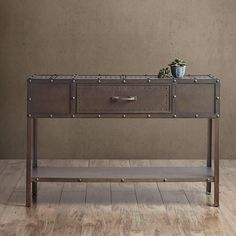 Benicia Console Table by INK+IVY
