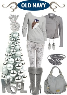 """Style That Sweater with Old Navy"" by angela-windsor on Polyvore"