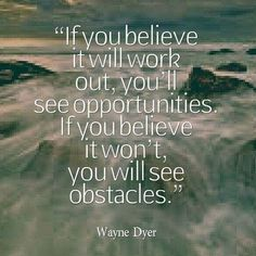 So true! You've got to believe in what you're doing! 303Mastery.com  Find something to believe in!