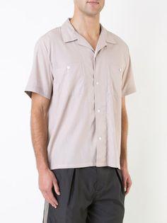 Factotum Hemd mit kurzen Ärmeln