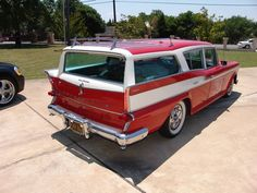 1959 cars | 1959 Nash Rambler Ambassador Station Wagon