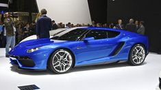 A plug-in that can peel out! #Lamborghini is entering the hybrid supercar arena with its 910 horsepower #Asterion concept car revealed this week at the Paris Motor Show.