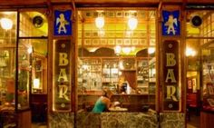 Barcelona Sets and the city . a bar in the El Raval district, stomping ground for Luis Bu& Luis Bunuel, Gin Tonic, Madrid, Barcelona, Spain, My Favorite Things, City, Travel, Top