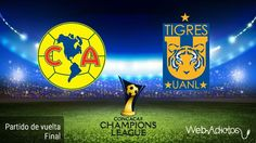 América vs Tigres ¡En vivo por internet! | Final de Concachampions 2016 - https://webadictos.com/2016/04/27/america-vs-tigres-final-concacaf-2016/?utm_source=PN&utm_medium=Pinterest&utm_campaign=PN%2Bposts