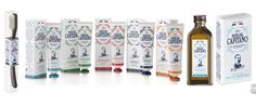 Die Produktfamilie von Pasta del Capitano: Zahncreme, Mundwasser, Kaugummi und eine Zahnbürste. Info + Kauf bei Info + Kauf im Levinia Maria e-Shop #LeviniaMariaEShop: http://aueos.de/2eYko1P