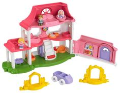 Fisher Price Little People Farm and House $22.99 each + Little People Disney Princess Stable only $29.99!