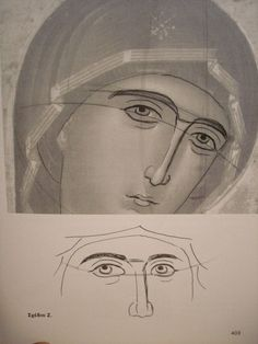 Photo Religious Icons, Religious Art, Drawing Course, Russian Icons, Byzantine Icons, Catholic Art, Art Icon, Color Pencil Art, Painting Process